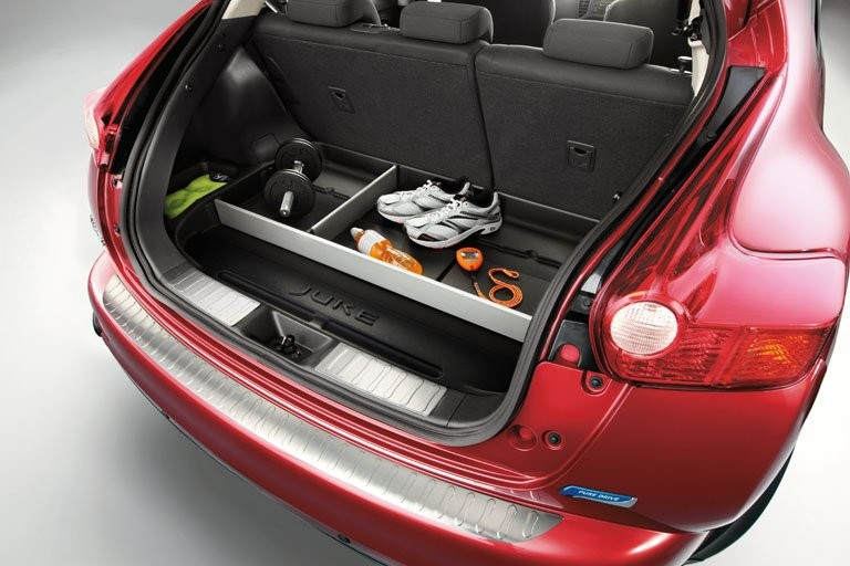 Online Parts Store Nissan Juke Trunk Entry Guard