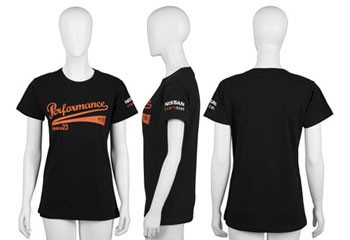 Nissan Ladies Performance Tshirt - NGB104 - NGB104
