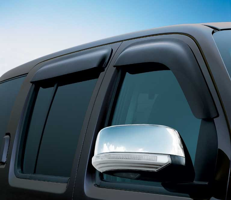 Online parts store Nissan PATHFINDER Chrome Mirror Caps