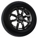 "Nissan New Note 15"" Black Alloy Wheel - KE4093V000BZ"
