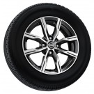 "Nissan New Note 15"" Dark Grey Alloy Wheel - KE4093V000DS"