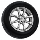 "Nissan New Note 15"" Silver Alloy Wheel - KE4093V000"