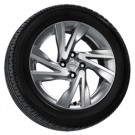 "Nissan New Note 16"" Silver Alloy Wheel - KE4093V100"