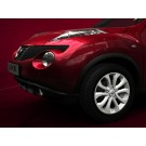 Nissan Juke Personalisation - Alloy wheel 17 glossy white (326) Including Centre Cap - KE4091K200W1