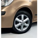 "Nissan NOTE 15"" Malachite alloy wheel - D03009U01B"