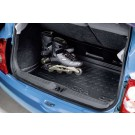 Nissan MICRA K12 Soft Trunkliner - Black - KE965AX4S0