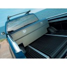 Nissan NAVARA Bed Liner (Double Cab, under the rail) - KE9304X400