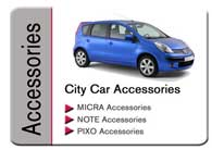 City Car Accessories.